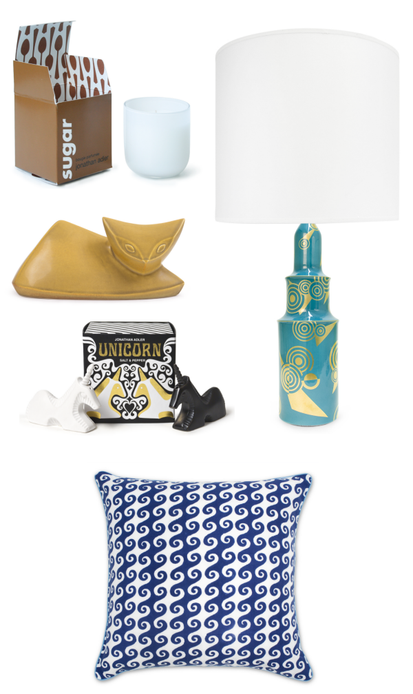 Jonathan Adler Online Warehouse Sale Selections