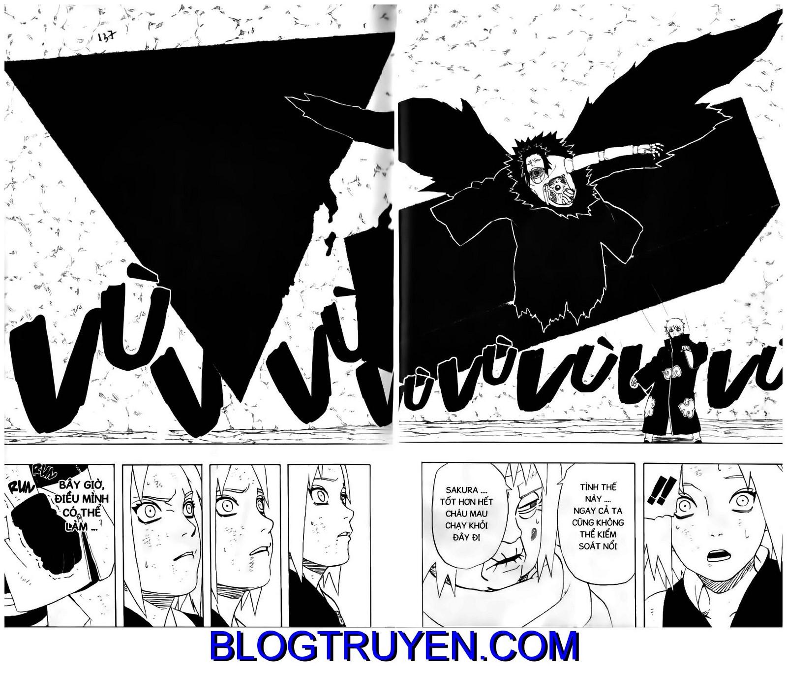 Naruto chap 269 Trang 10 - Mangak.info