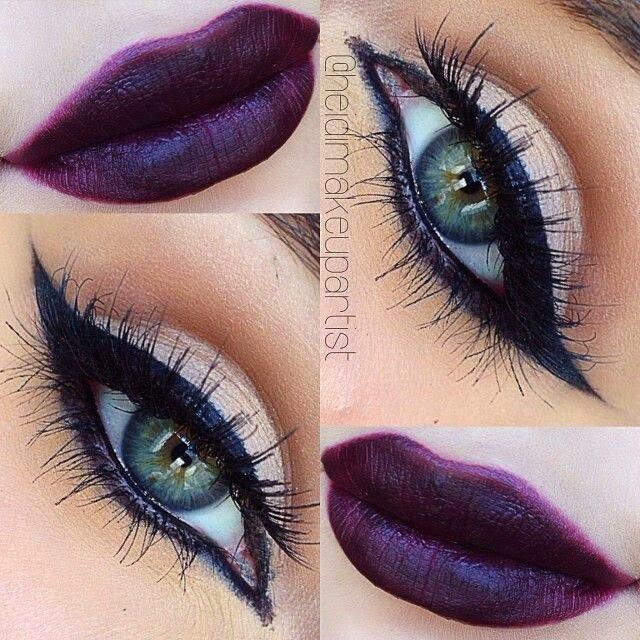 Molto Il segreto di Afrodite: Make up con le matite per occhi IM76