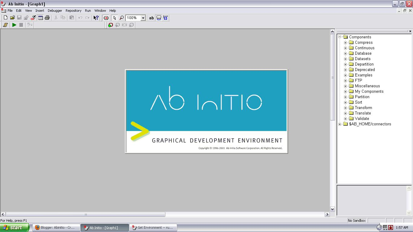 How to Enhance Graph Execution in AB INITIO |Tips for ...