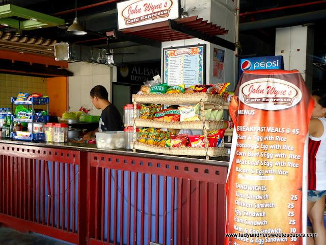 goods at the coffee_shop, Riverside Inn Iloilo
