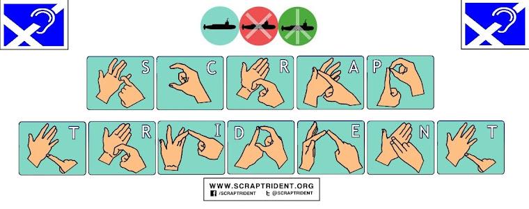 Scrap Trident!