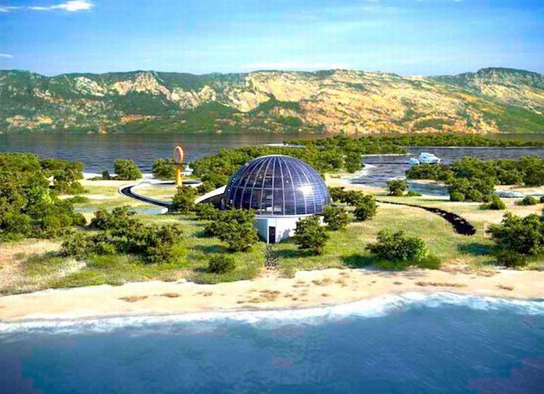 Недвижимость в остров Серре видео