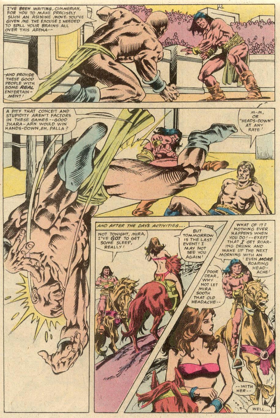 Conan the Barbarian (1970) Issue #132 #144 - English 17