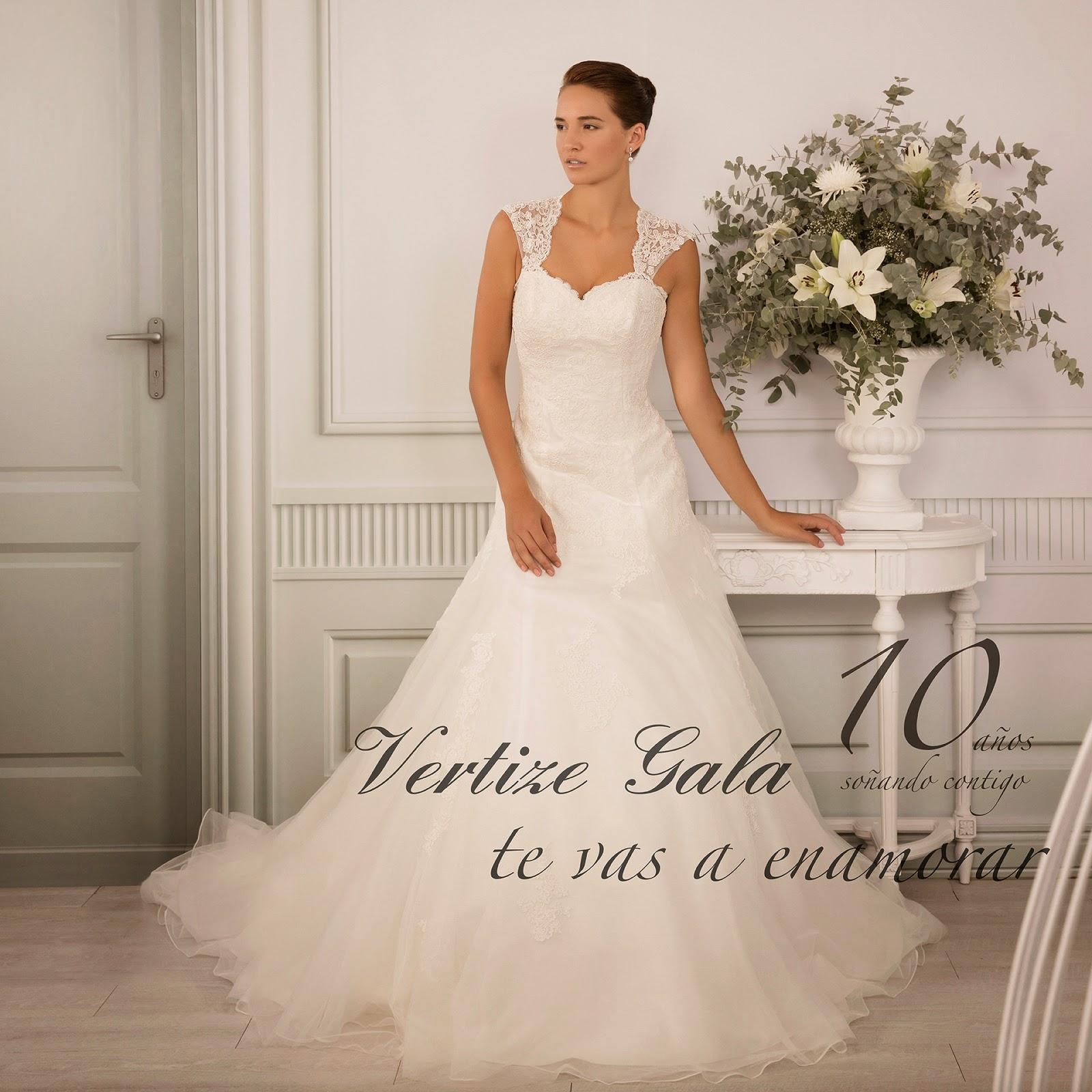 Blog Mi Boda: Sorteo Vestido de Novia Colección 2015 de Vertize Gala
