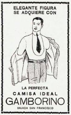 CAMISAS GAMBORINO
