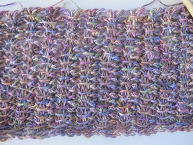 Tunisian Crochet : Wind Rose Fiber Studio: My Tunisian Crochet Project
