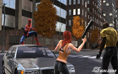 Spiderman Web Of Shadows Download