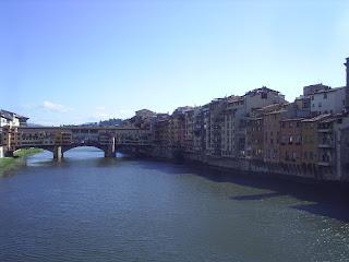 Vista de la ciudad italiana de Pisa