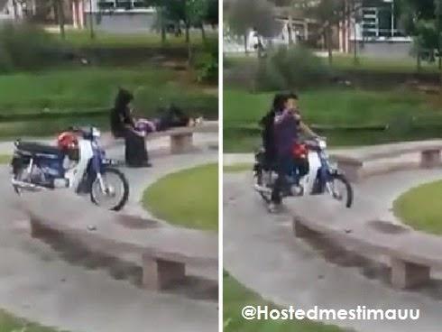 Video Pasangan disergah lelaki b aring atas p eha wanita