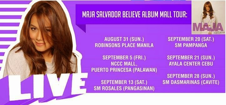 Maja-Salvador-Believe-Album-Mall-Tour