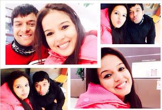 cute Nepali lover,cute Nepali couple,Manisha Aryal,Laxman Gyawali