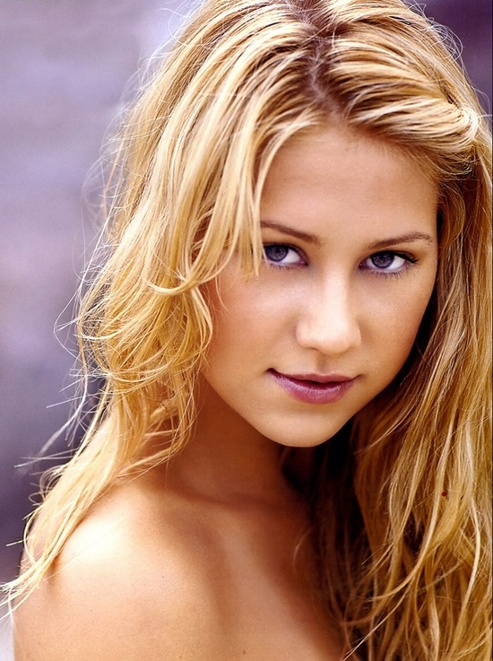 Carroll Bryant: Hollywood Crush #4 Anna Kournikova Anna Kurnikova