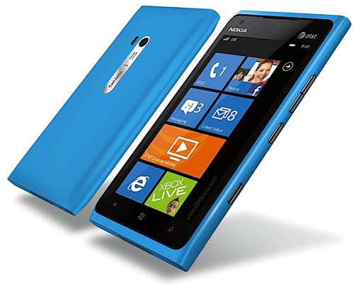 Nokia Lumia 900 sudah dapat dipesan