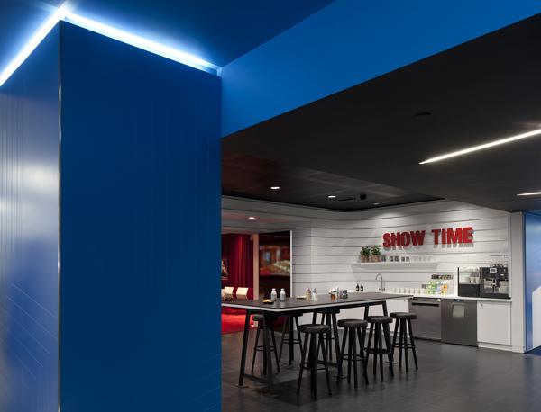 Marzua penson redise a las oficinas centrales de google for Ahorramas telefono oficinas centrales