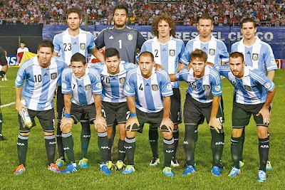 fifa world cup 2014 Argentina team