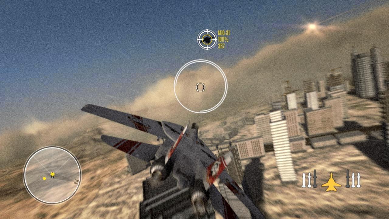 Game Top Gun Hard Lock