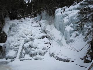 Silver Cascade Brook