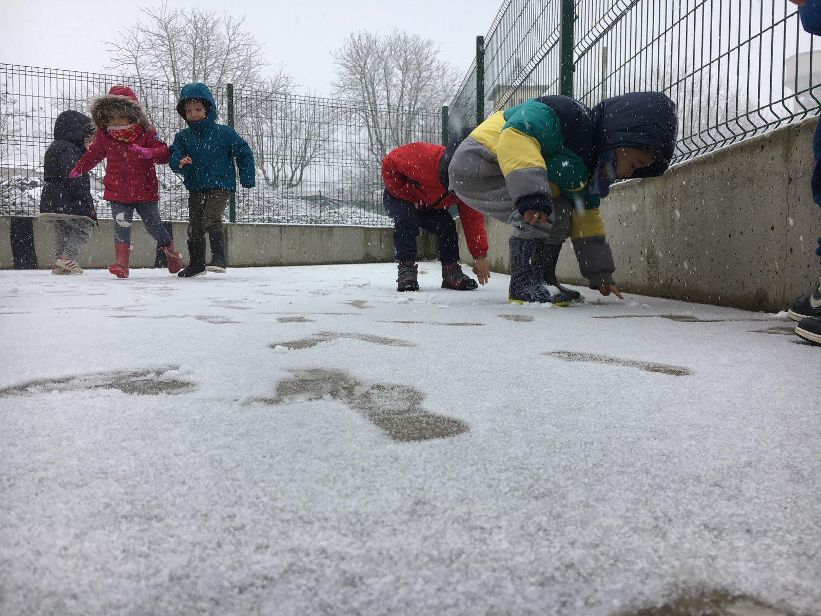 Protocol de l'escola en cas de nevada