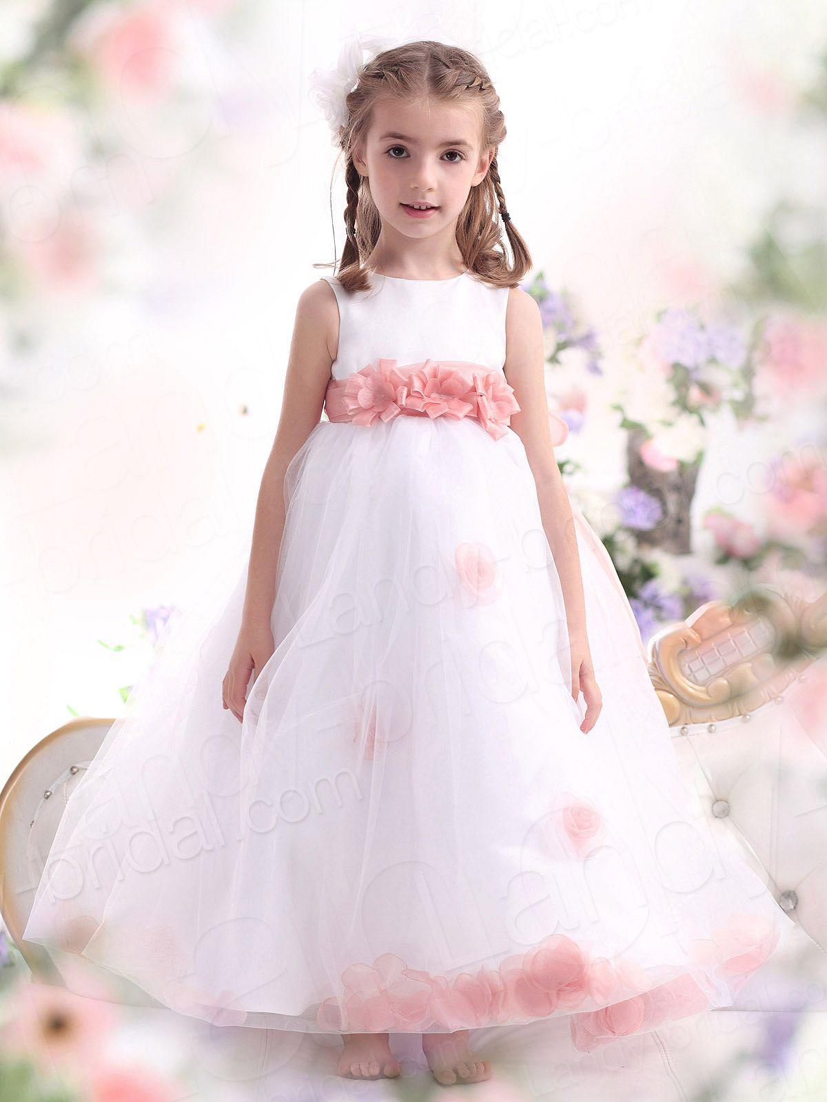 Свадебные платья детские платья для