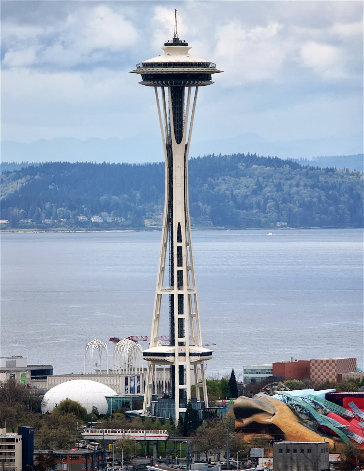 Space needle images space wallpaper for Seattle builders