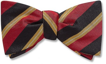 St. James bow tie from Beau Ties Ltd.