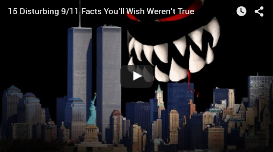 15 Disturbing 9/11 Facts
