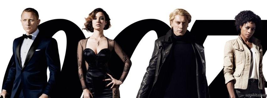 James Bond movie- Skyfall