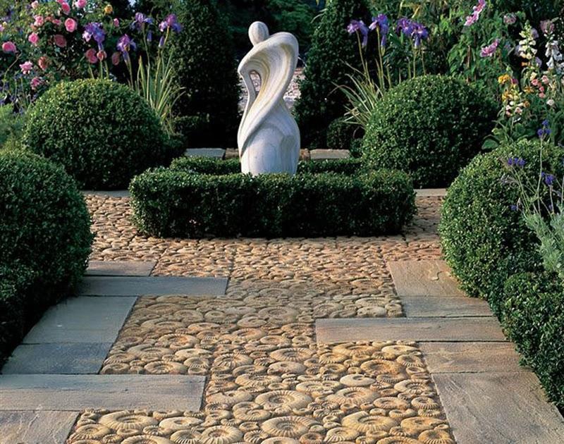 Tuindesign ammonieten in tuin for Tuinontwerper gezocht