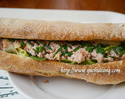 Sandwic Roti Perancis