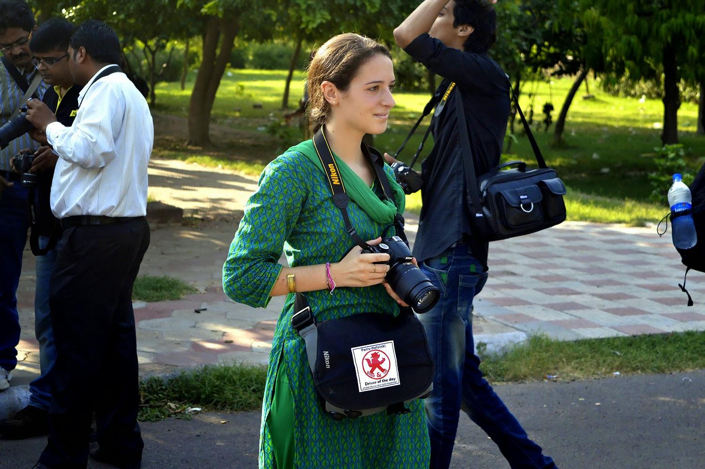 girl photorapher