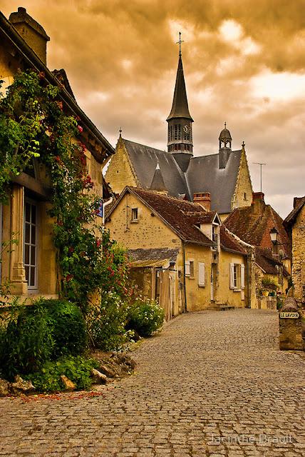 Montrésor, Loire Valley, France