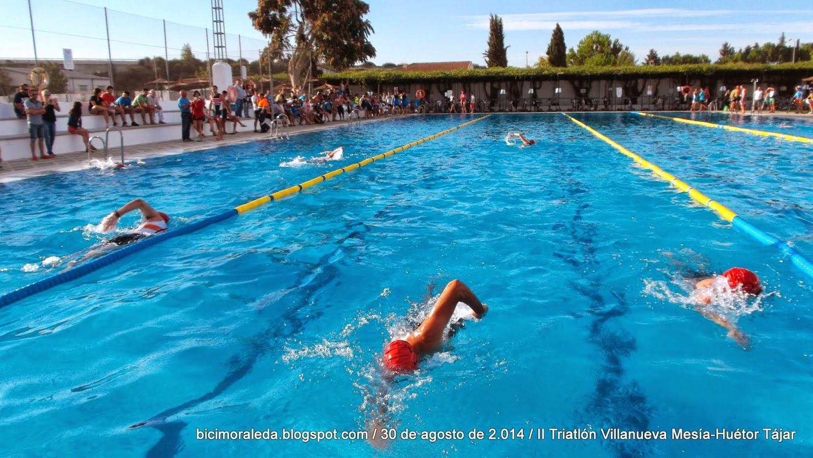 Loma linda y bicimoraleda experience ii triatl n cross for Piscina municipal de granada