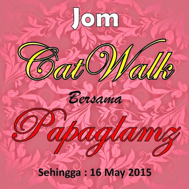 Jom CatWalk...