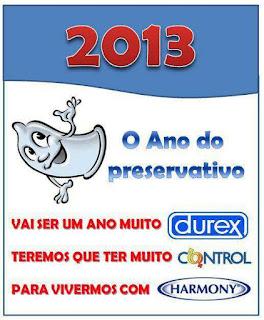 ano duro 2013 preservativo