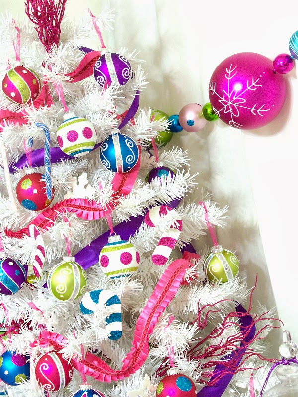 cupcake wishes birthday dreams party styled merry bright christmas candyland - Candyland Christmas Tree