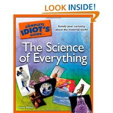 the complete idiot's guide THE SCIENCE OF EVERYTHING ,THE SCIENCE OF EVERYTHING, the complete idiot's guide
