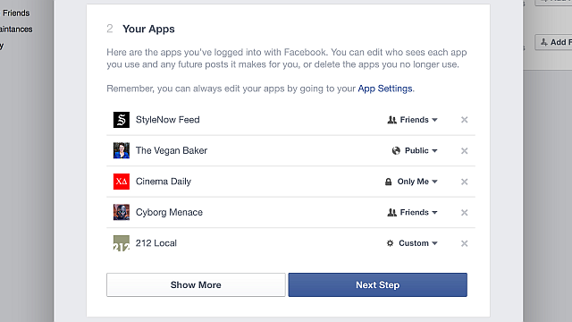 Privacy Check-up Tool To Protect Your Privacy On Facebook 3