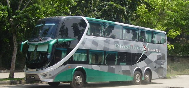 Image result for Plusliner bus
