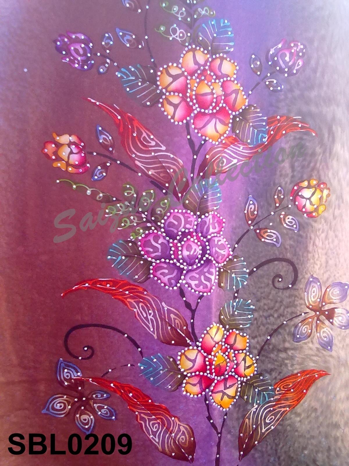 CariGold Forum - Batik Pasang Eksklusif Jaquard Silk Dengan Hiasan ...