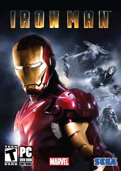 Iron Man [2008][ PC][Espanol][Accion][Multihost]