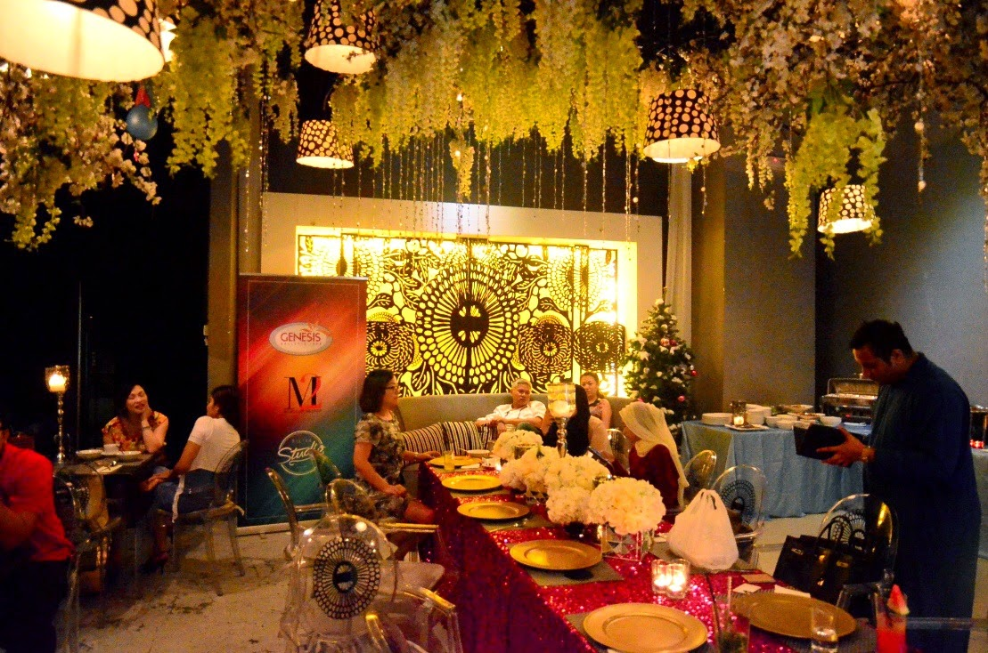 An Evening Of Dining Fashion Beauty Wellness At Flora Terrace Cafe Silly Epiphany