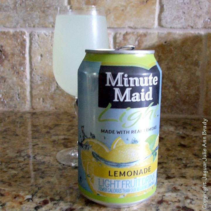 Charming Minute Maid Light Lemonade Fruit Drink In 12 Ounce Can