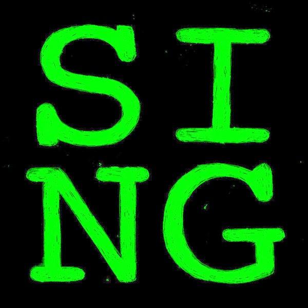 Ed Sheeran - Sing - Single Cover