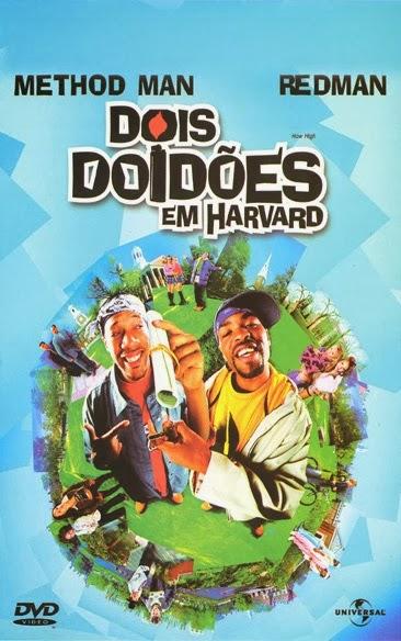 Dois Doidões em Harvard – Dublado