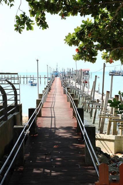 Fishing Village, Penang