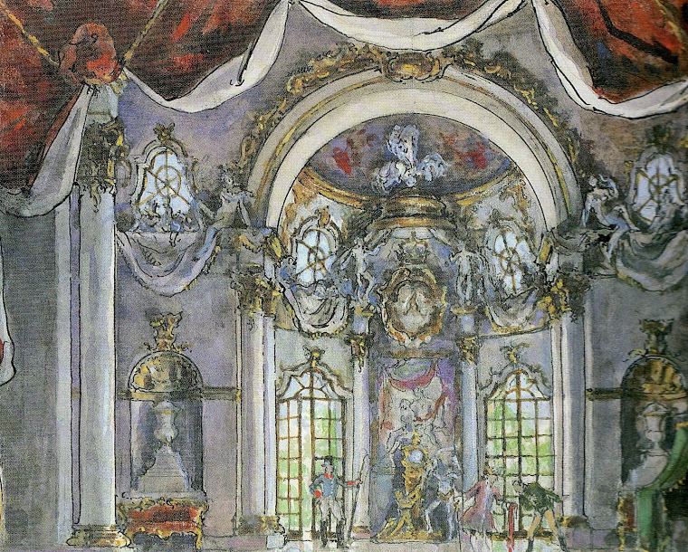 BENOIS, Alexandre (Aleksandr Benua, 1870-1960).