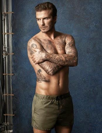 David Beckham para H&M bañadores verano