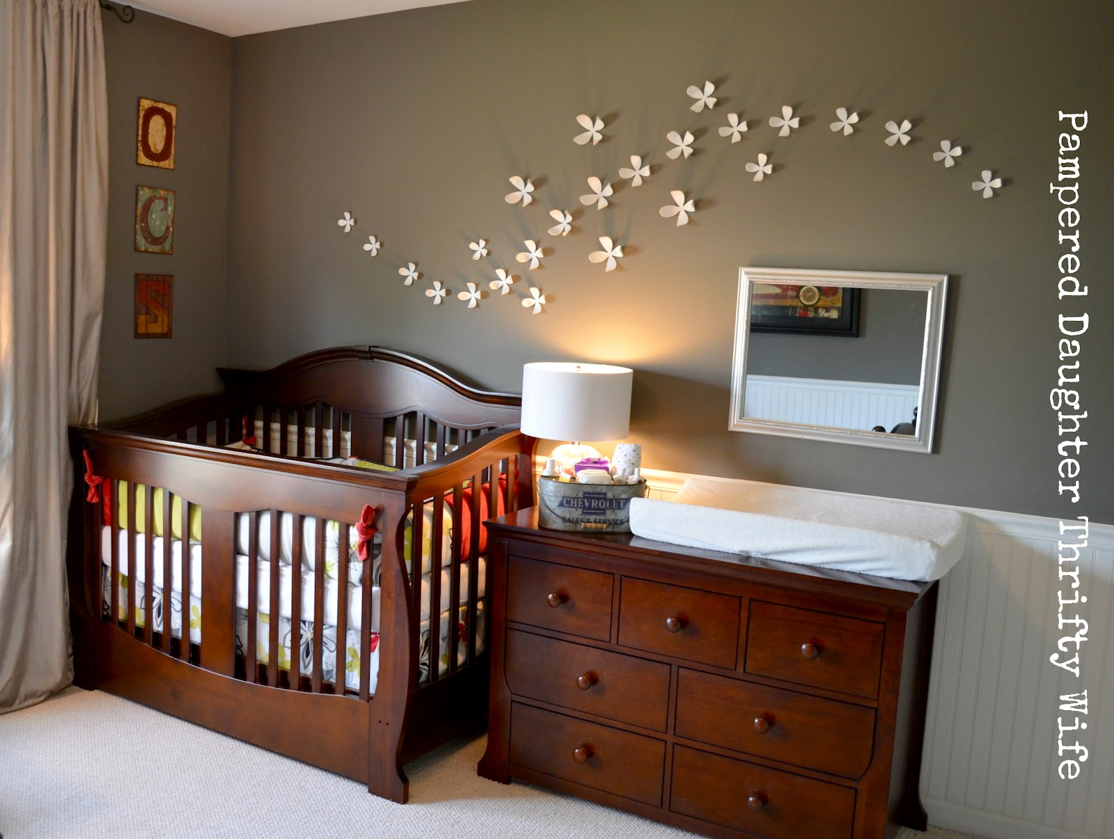 an adorable boy 39 s nursery by pampered daughter thrifty wife