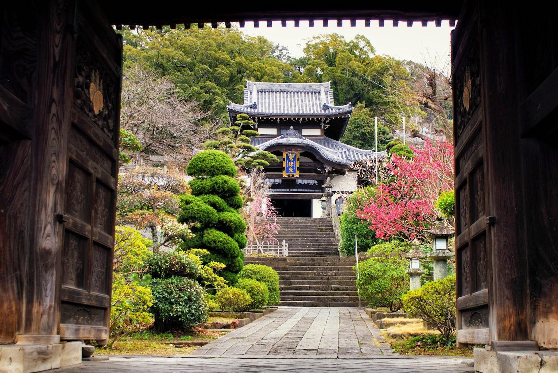Daikoji Temple, Nagasaki.
